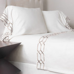 Amity Home Tucker Modal Sheet Set - Ivory/Oyster
