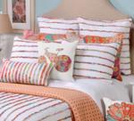 Levtex Zanzibar Ruched Pillow Sham Set
