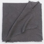 Amity Home Tipton Oversized King Matelasse Coverlet - Charcoal