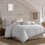 Southern Tide Camana Bay White Comforter Set