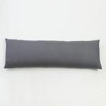 Amity Home Damara Linen Body Pillow - Neutral Grey