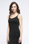 BambooDreams® Cora Camisole Slip - Black