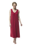 BambooDreams® Molly Gown - Cranberry