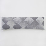 Amity Home Ainsley X-Long Bolster Pillow - Limestone