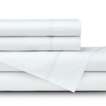 Lili Alessandra Bella Sheet Set - White with White