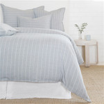 Pom Pom at Home Henley Duvet Cover - Sky