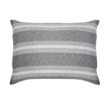 Pom Pom at Home Aspen Big Pillow -Grey/Ivory