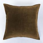 Amity Home Sloane Square Pillow - Ochre