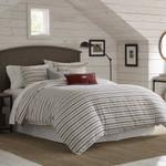 Southern Tide Croatan Ivory Stripe Comforter Set