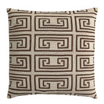 Orchids Lux Home Pearl Maze Deco Pillow
