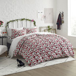 Lady Pepperell Genevieve Floral Comforter Set