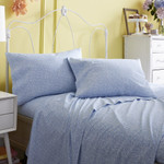 Lady Pepperell Ines Floral Sheet Set