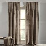 Amity Home Ranier Linen Curtain - Natural
