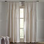 Amity Home Ranier Linen Curtain - White