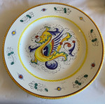 Sambuco Round Platter 33cm - Raffaellesco