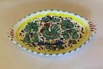 Sambuco Oval Dish 20cm - Orvieto