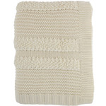 Darzzi Newton Knitted Throw - Natural