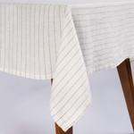 Kassatex Linen Tablecloth - Stripe