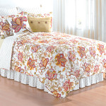 C&F Bethany Quilt Set - Pink