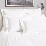 Elisabeth York Legacy Duvet Cover - White
