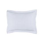 Lili Alessandra Gigi Matelassé Standard Pillow - White