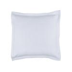 Lili Alessandra Gigi Matelassé Euro Pillow - White