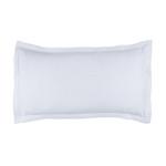 Lili Alessandra Gigi Matelassé King Pillow - White