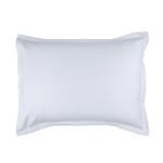 Lili Alessandra Gigi Matelassé Luxe Euro Pillow - White