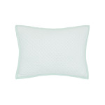 Elisabeth York Hanima Sham - Sea Glass