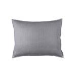 Lili Alessandra Retro Pewter Cotton Standard Pillow