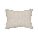 Elisabeth York Odine Pillow Sham - Natural