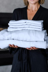 Bamboo Dreams® Luxe Sateen Sheet Sets - Arctic Blue