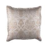 Lili Alessandra Medici European Pillow - Taupe
