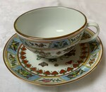 Jingdezhen Tea Cup and Saucer Set