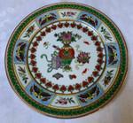 Jingdezhen Bread Plate