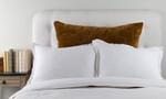 Amity Home Roan Dutch Euro Pillow - Ochre