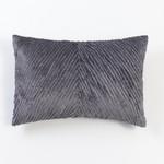 Amity Home Beatrix Pillow - Steel Blue