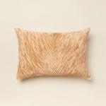 Amity Home Beatrix Pillow - Caramel
