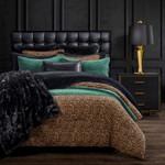 HiEnd Accents Adrienne Comforter Set