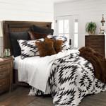 HiEnd Accents Amelia Aztec Comforter Set
