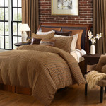 HiEnd Accents Clifton Houndstooth Comforter Set