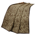 HiEnd Accents Highland Lodge Reversible Throw Blanket