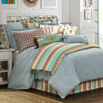 HiEnd Accents Chambray Comforter Set