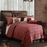 HiEnd Accents Rushmore Reversible Quilt Set