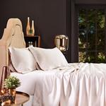 Orchids Lux Home Merida Sheet Set - Beige