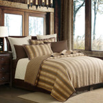 HiEnd Accents Hill Country Reversible Quilt Set