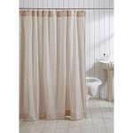 Amity Home Cotton Seersucker Shower Curtain - Taupe