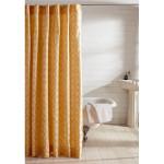 Amity Home Dawson Shower Curtain - Golden Yellow