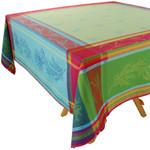Jacquard Tablecloths - Mimosa