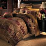Croscill Galleria Red Comforter Set